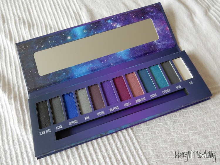 Palette blackheart interstellar