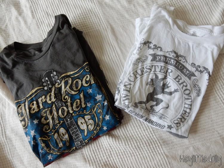 T-shirts USA